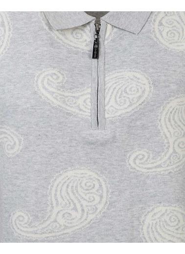 Damat Tişört Gri